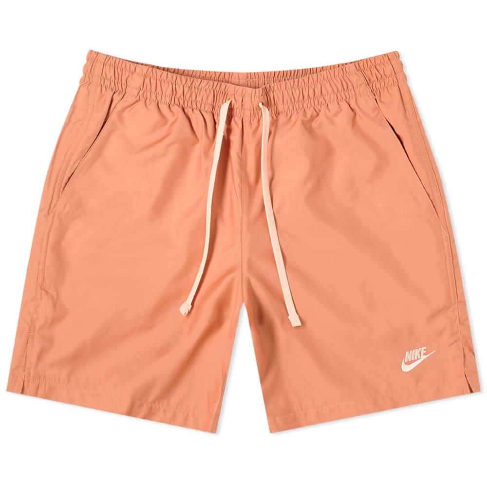 verse bien zapatos venta muy agradable bajo costo Nike Retro Woven Short Washed Coral   END.