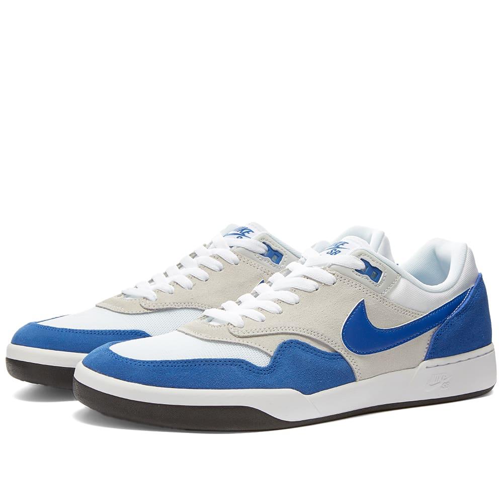 Nike SB GTS Return Royal, White