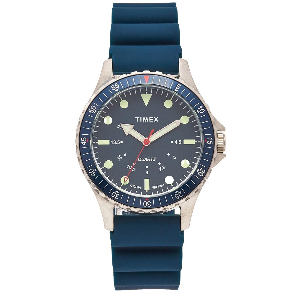 Timex Archive Navi Depth In Blue