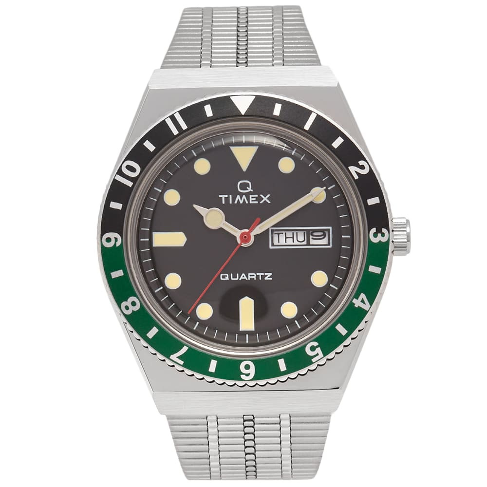 Timex Archive Q Timex Reissue Watch In Silver