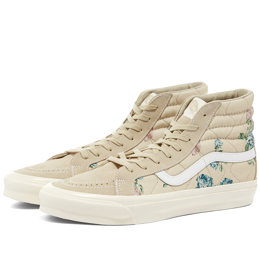 Vans Vault x Raised By Wolves by Jim