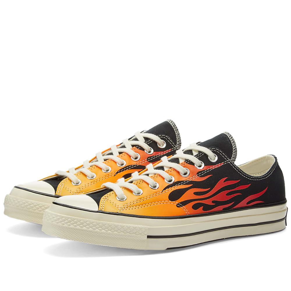 Converse Converse Chuck Taylor 1970s Ox 'Flames'