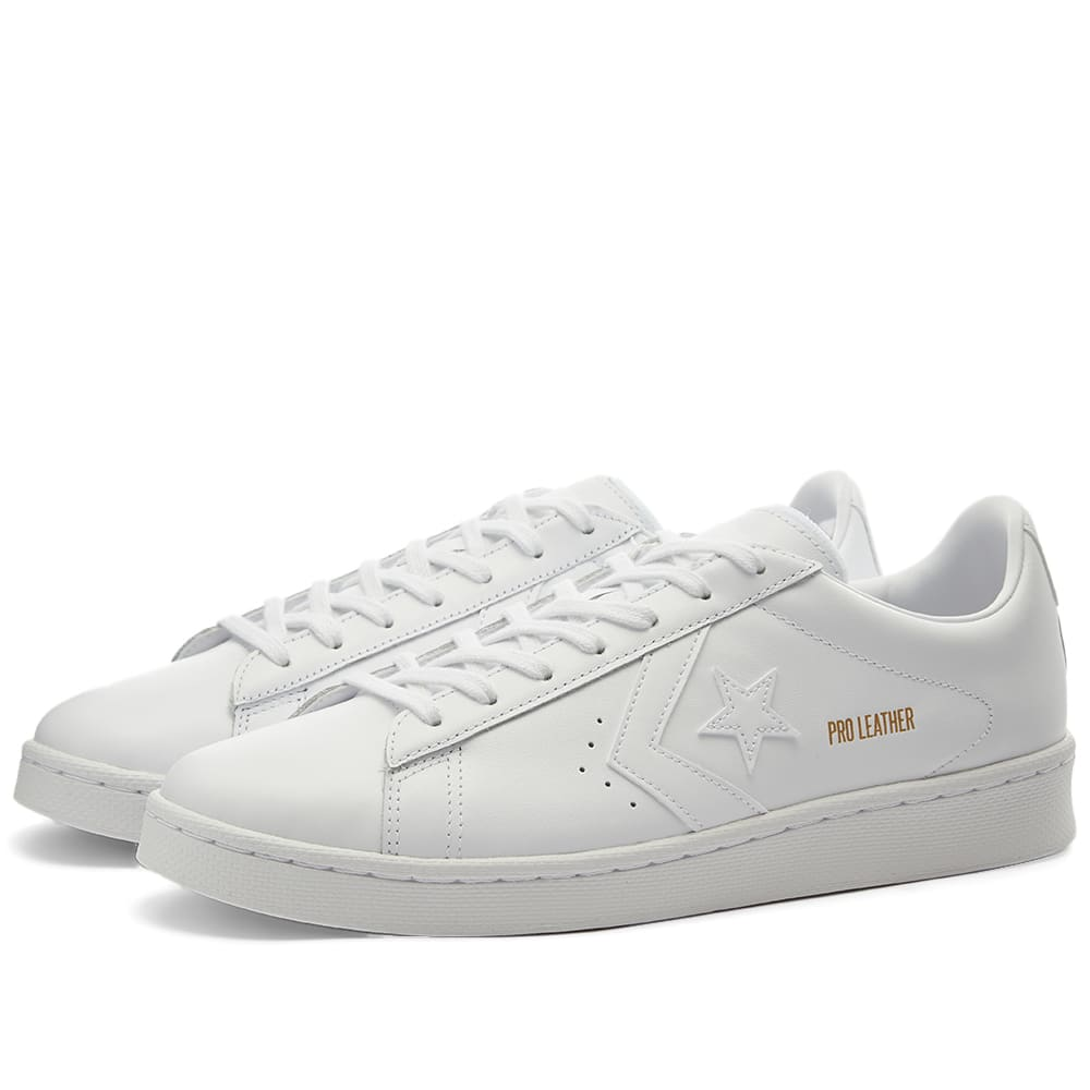 Converse Pro Leather Ox White | END.
