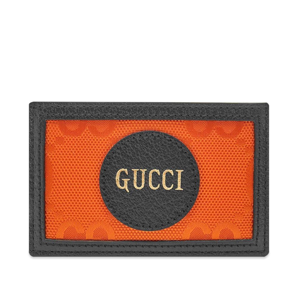 Gucci Gucci GG Eco Nylon Card Holder