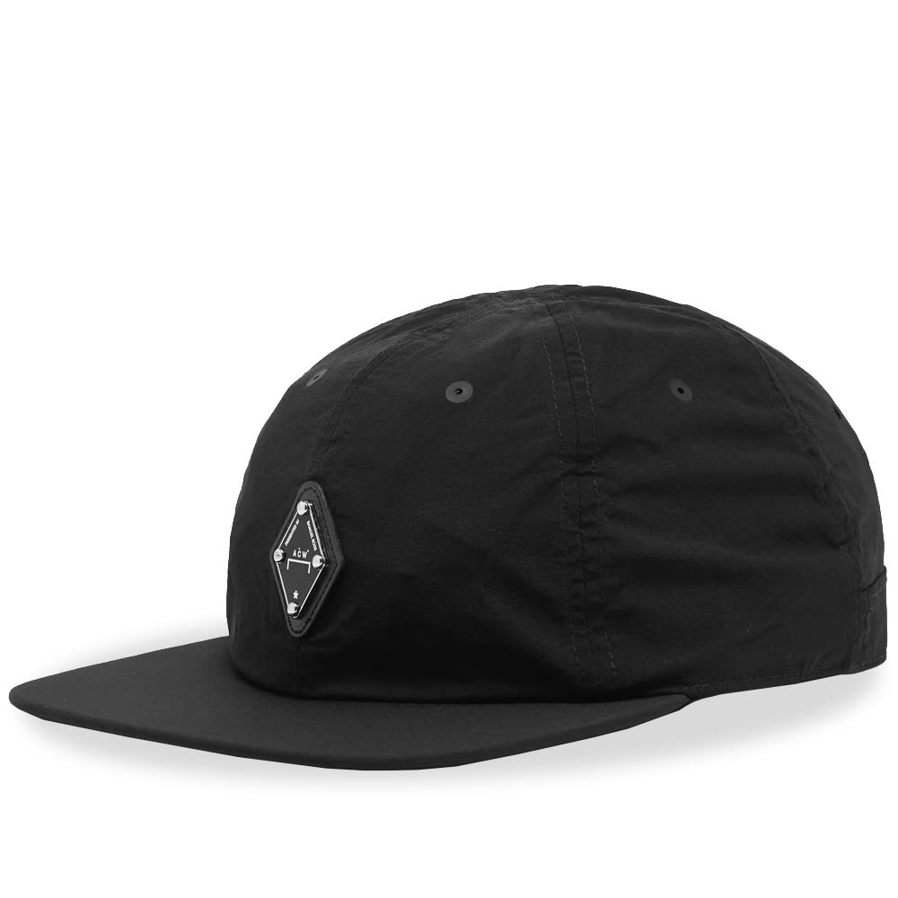 A-Cold-Wall* A-COLD-WALL* Rhombus Badge Cap