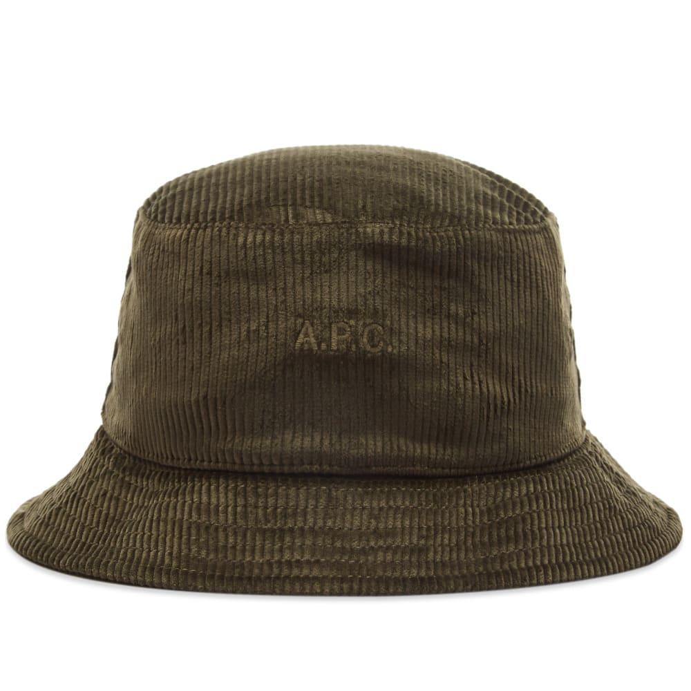 A.p.c. A.P.C. Alex Corduroy Bucket Hat