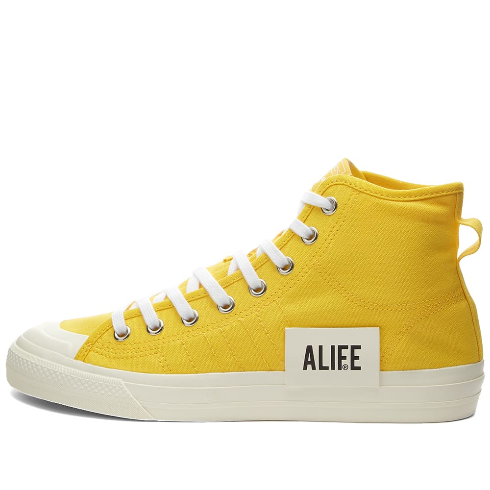 ALIFE X NIZZA HIGH 'YELLOW'