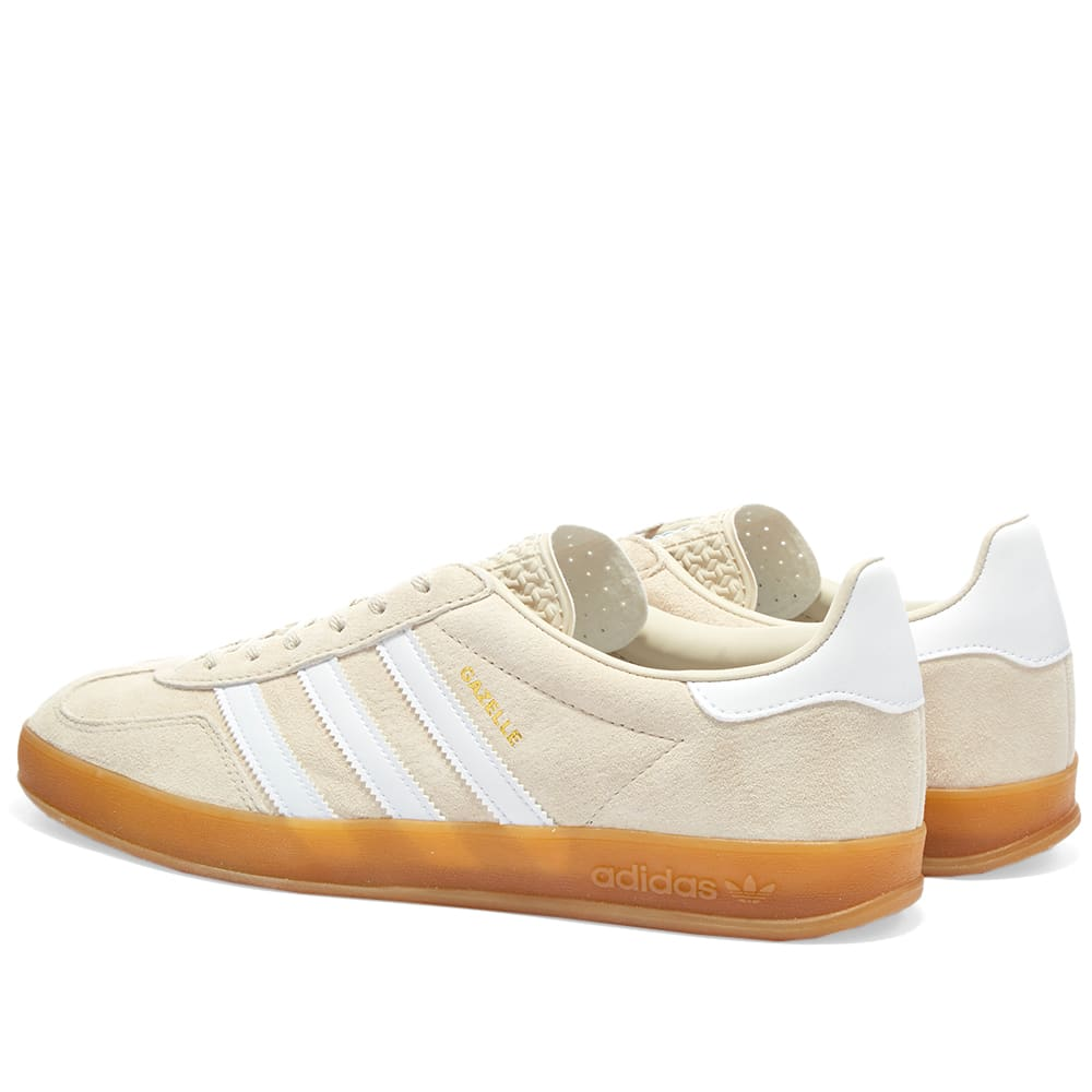 Adidas Gazelle Indoor Clear Brown