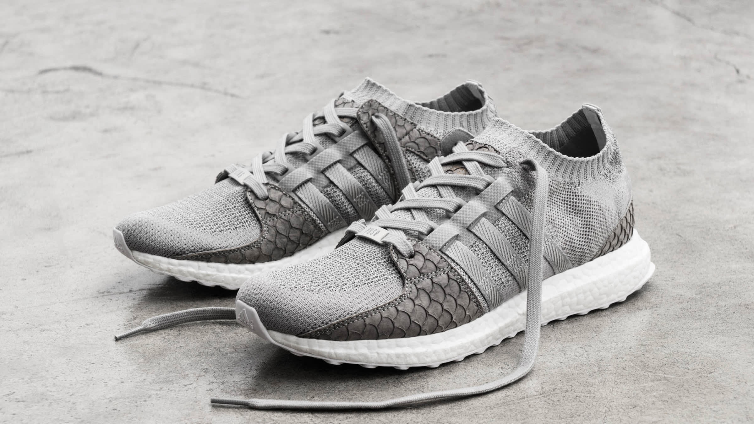 los angeles a674e 2af9a Adidas x Pusha T EQT Support Ultra PK 'King Push'