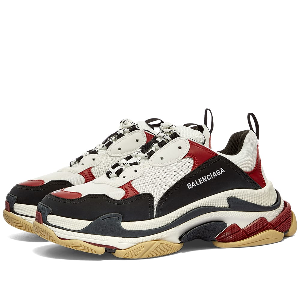 Balenciaga Triple S final Drop Grailed