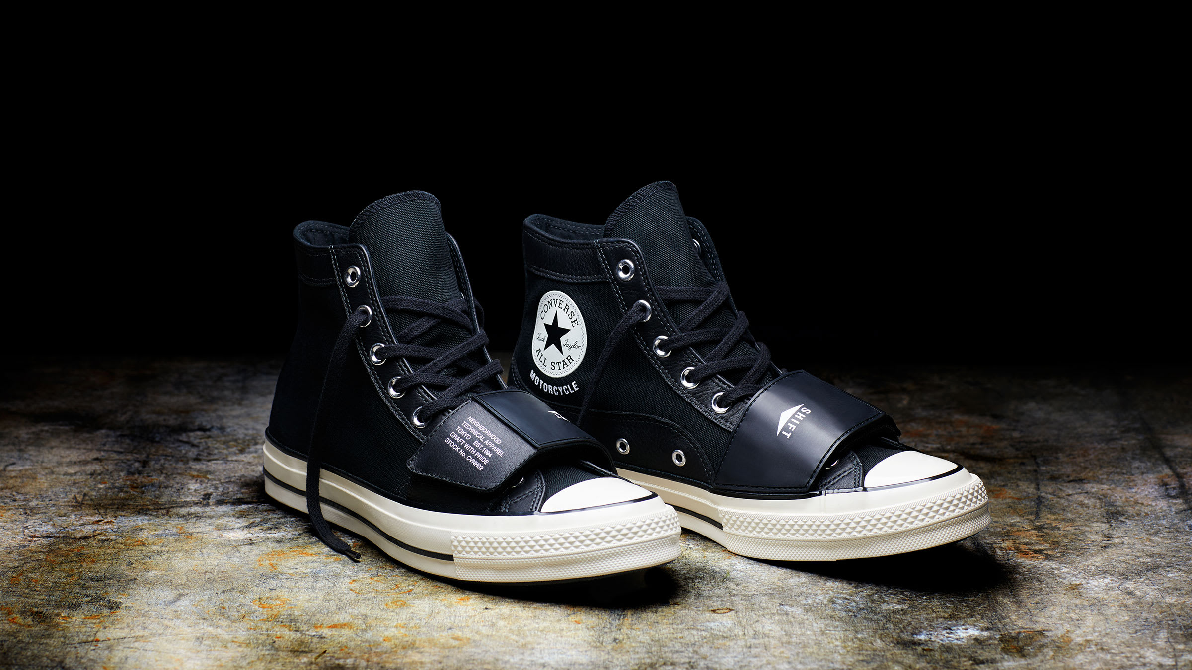 Converse x Neighborhood Chuck Taylor 70's