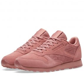 reebok classic leather lace w sandy rose white. Black Bedroom Furniture Sets. Home Design Ideas