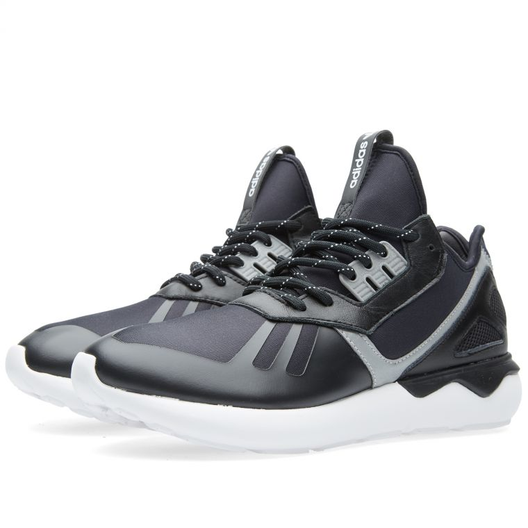 adidas Originals: Pink Tubular Doom PK Sneakers SSENSE