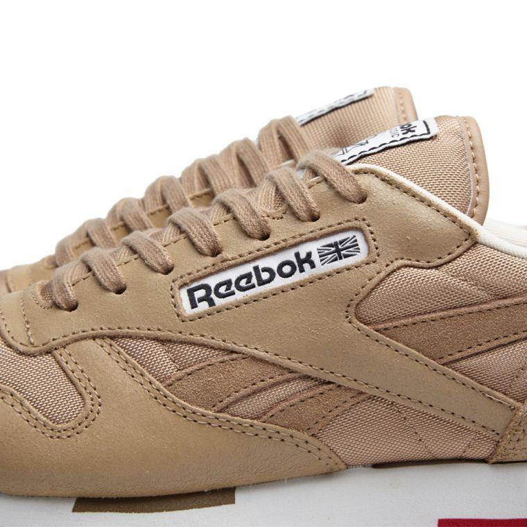 reebok classic leather brown