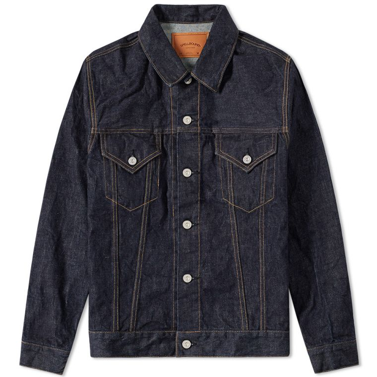 Spellbound Classic Denim Jacket (One Wash)