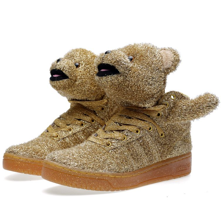 adidas jeremy scott bear sandals