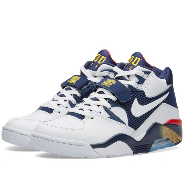 ebay marketplace logo; nike air force 180 white midnight navy