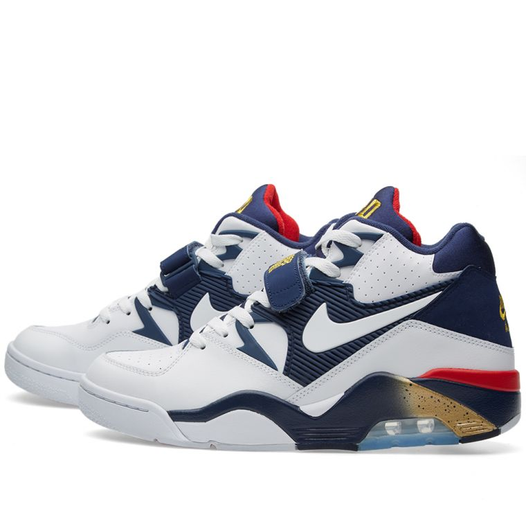 Sold out. Description. Known for some of the most iconic sneakers in  basketball history, the 1992 Olympics brought Charles Barkley\u0027s Nike Air  Force 180 ...