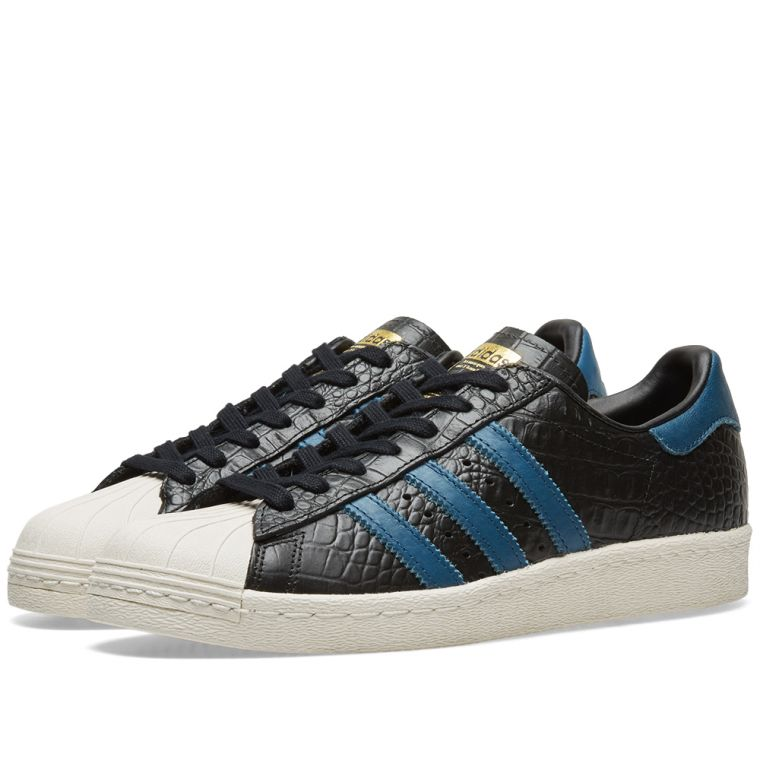 adidas superstar 80s blue