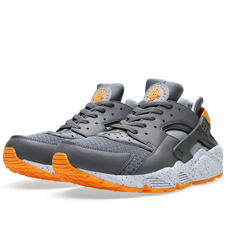863edba70dd3 Sale Online Nike Air Huarache Cool Grey Atomic Mango