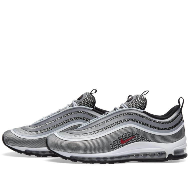 2d3ee0b250 nike air max 97 silver red online > OFF69% Discounts