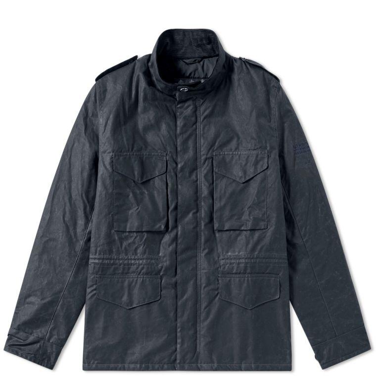 Barbour Wax Jacket Steve Mcqueen