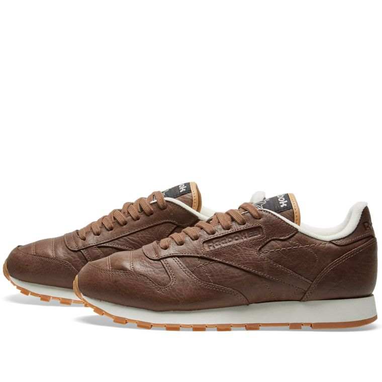 reebok classic brown