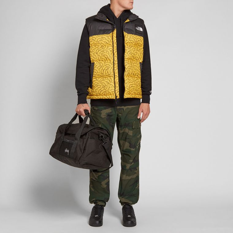 35d7dee98e ... where can i buy the north face 1992 nuptse vest. yellow dome print.