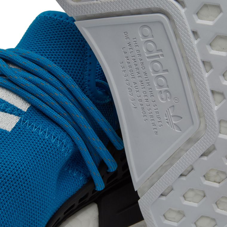 66d304d84629b Cheap Adidas NMD HU Human Race Pharrell Williams Green BB0620 US