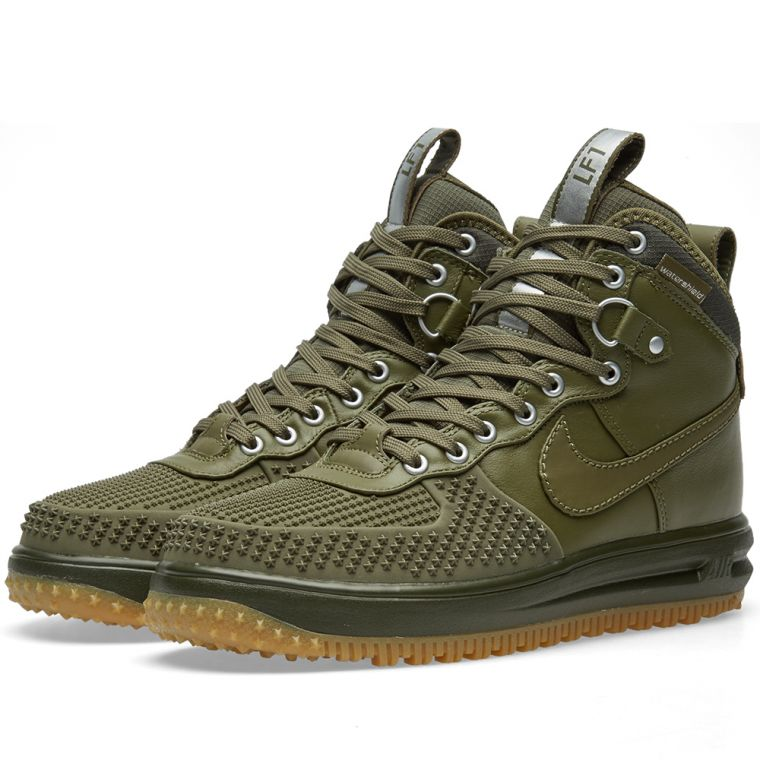 brand new 1442b 1b68c ... Nike Lunar Force 1 Duckboot (Mid Olive Light Brown) END.