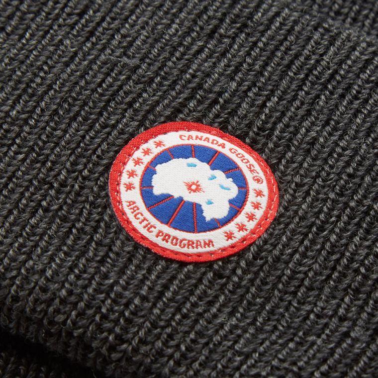 canada goose watch cap graphite