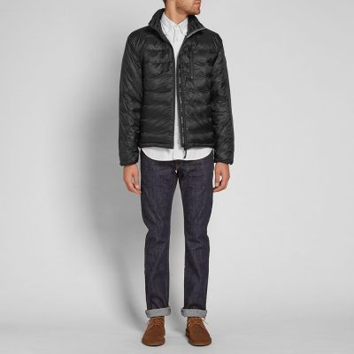 canada goose lodge jacket graphite