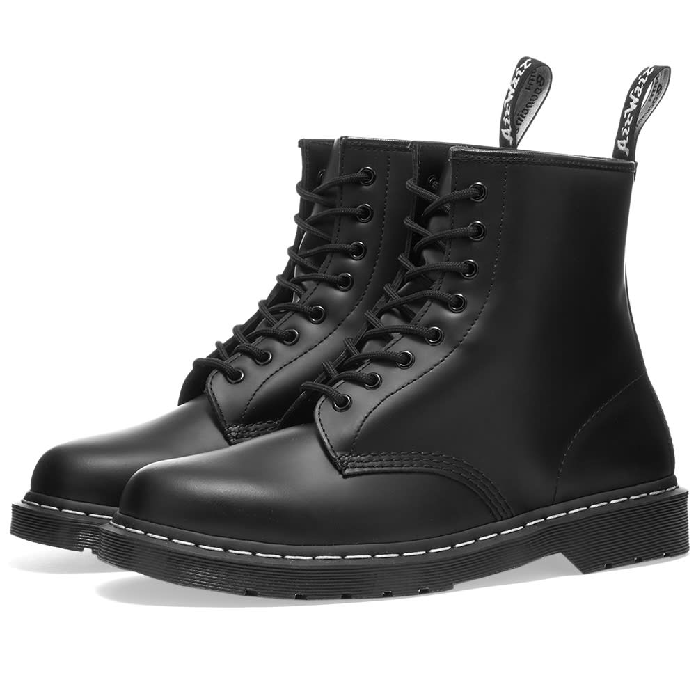 Dr. Martens 1460 WS Boot Black Smooth