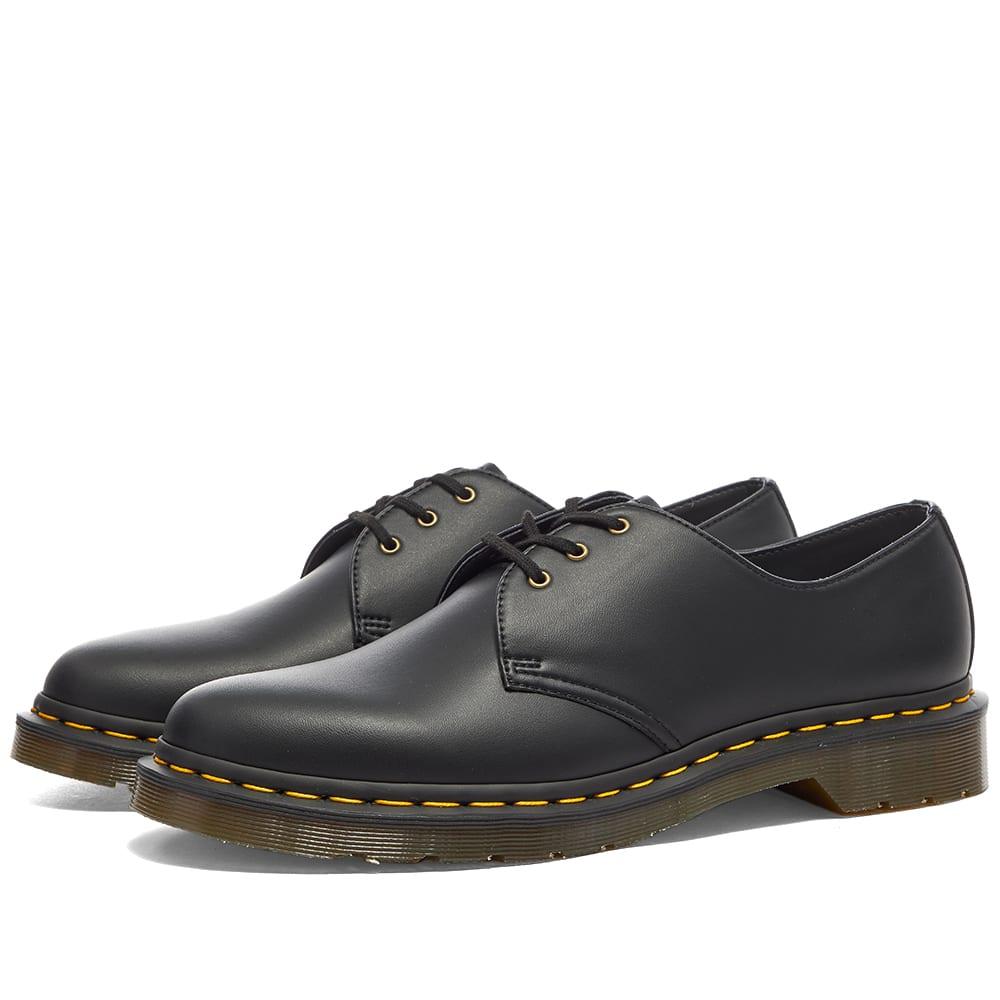 Dr. Martens 1461 Vegan 3-Eye Shoe Black