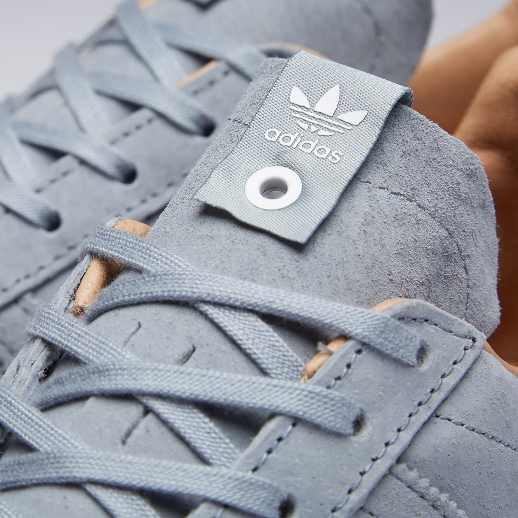 Details about Adidas Consortium x HighSnobiety Campus 80s B24113 Grey Suede ultra boost