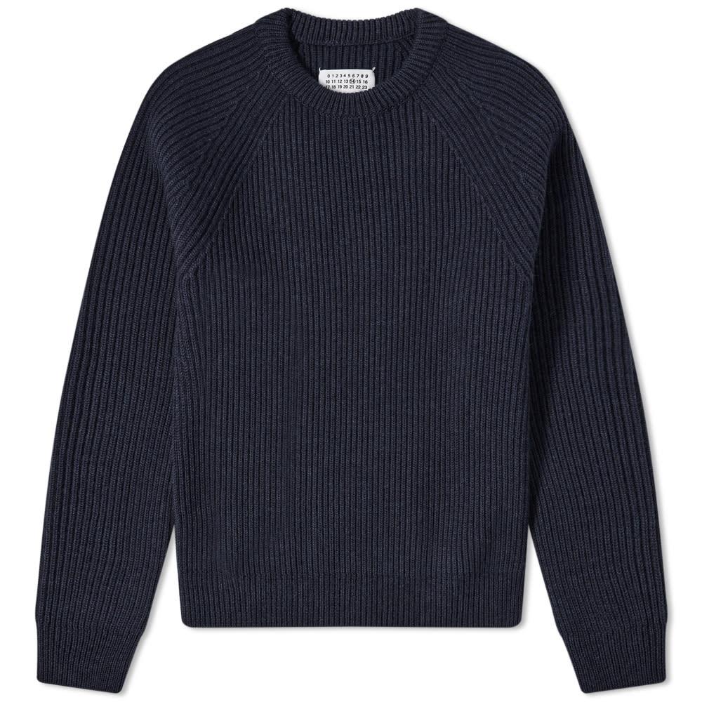 Maison Margiela 14 Rib Crew Knit