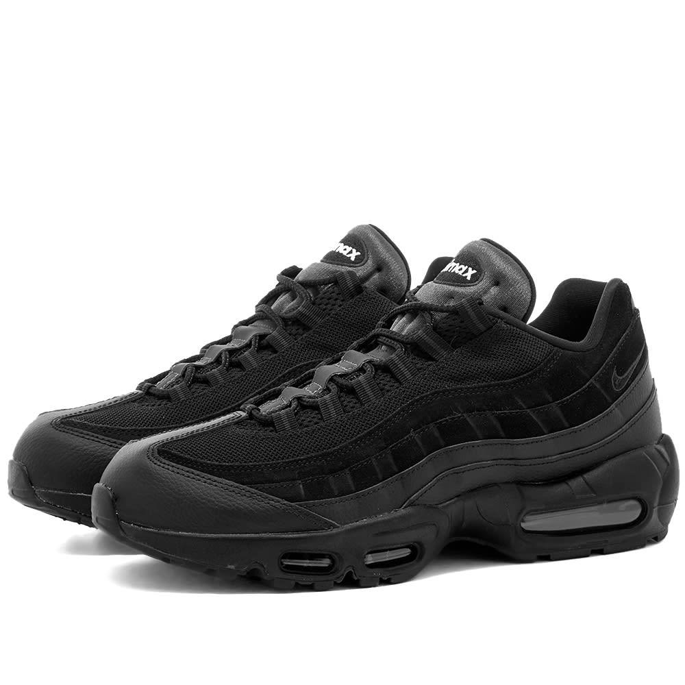 Nike Air Max 95 Black, Anthracite