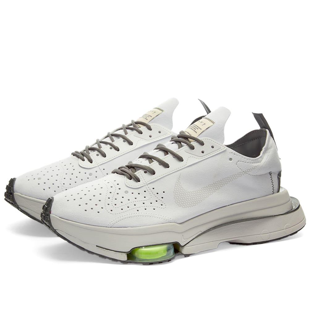 Nike Zoom Type White, Grey, Brown