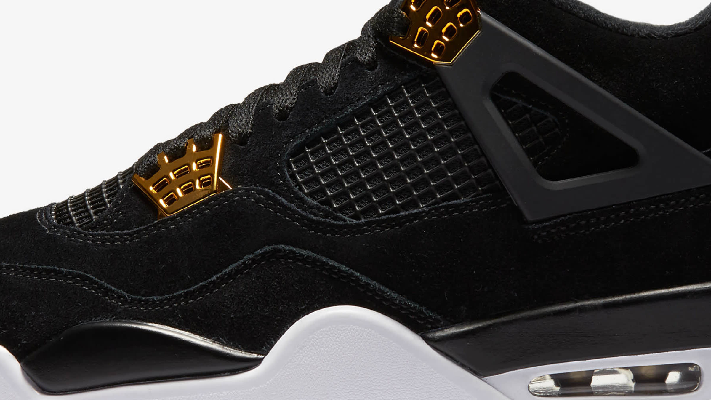 best website 8642c a64cc Nike Air Jordan 4 Retro 'Royalty'