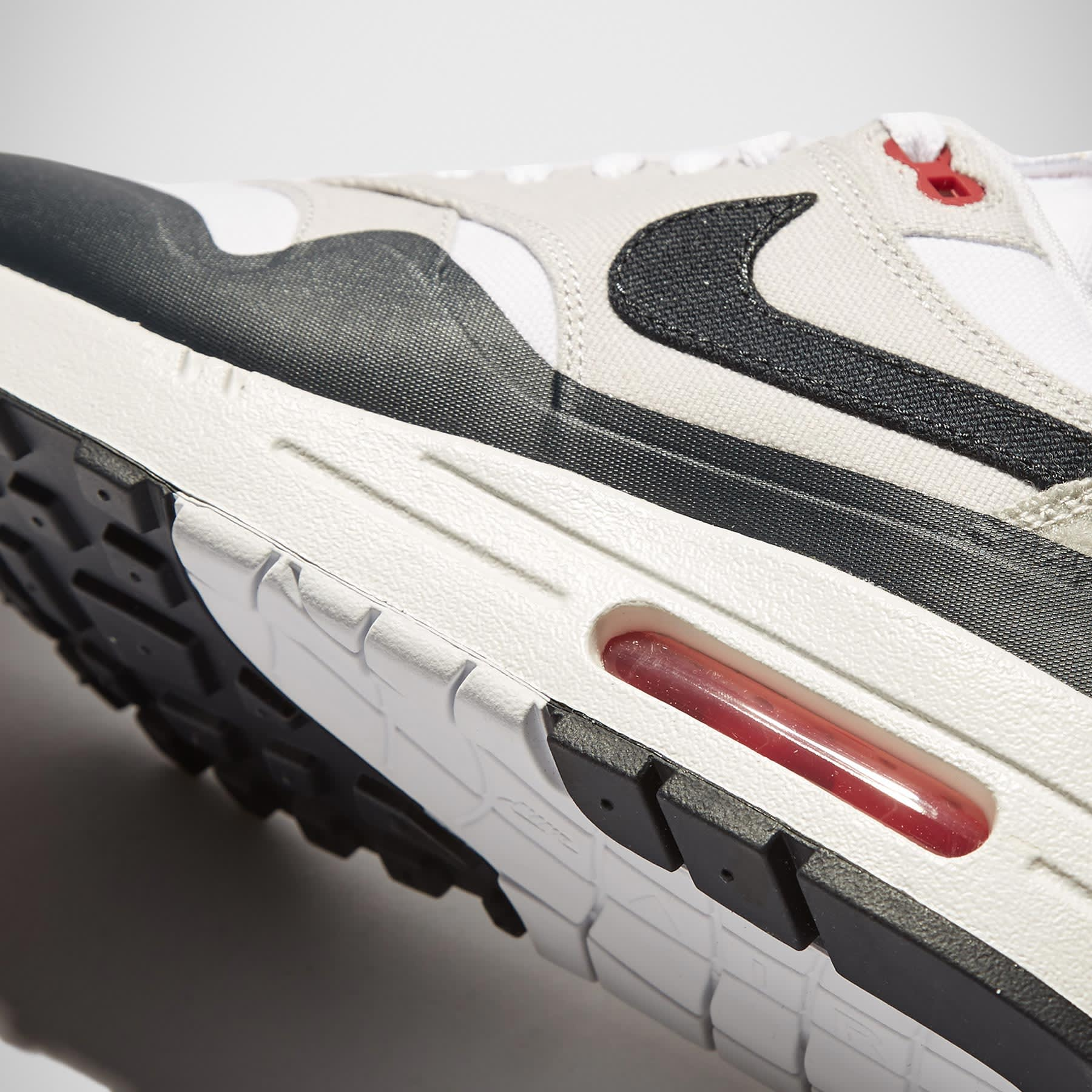quality design 32031 0c819 Nike Air Max 1 V SP  Patch  White   University Red   END.