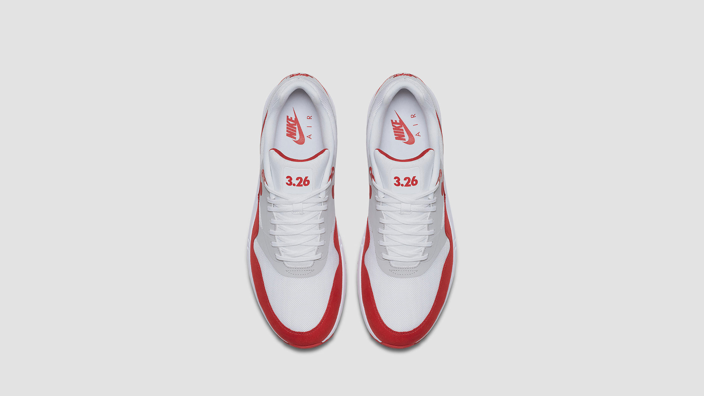 premium selection e324b bf766 Nike Air Max 1 Ultra 2.0 LE White   University Red   END.