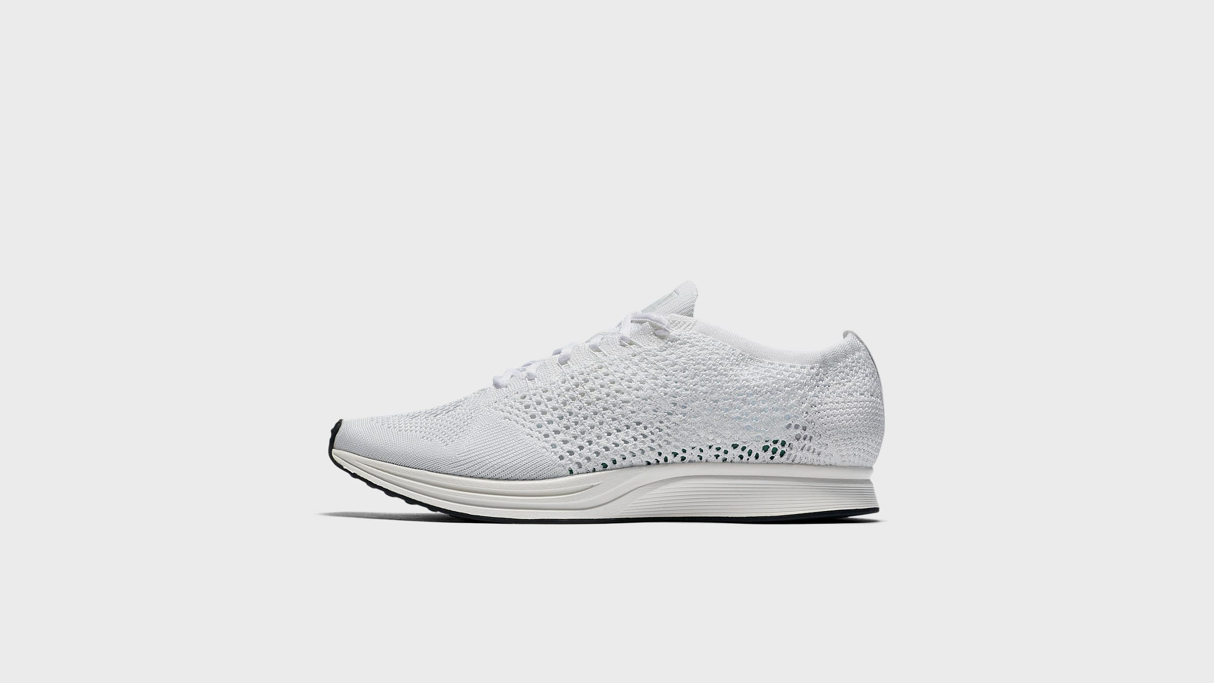1cee31df3613 Nike Flyknit Racer White   Pure Platinum