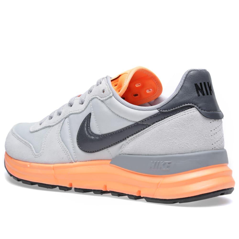 huge discount 3da50 98350 Nike Lunar Internationalist Light Base Grey   END.