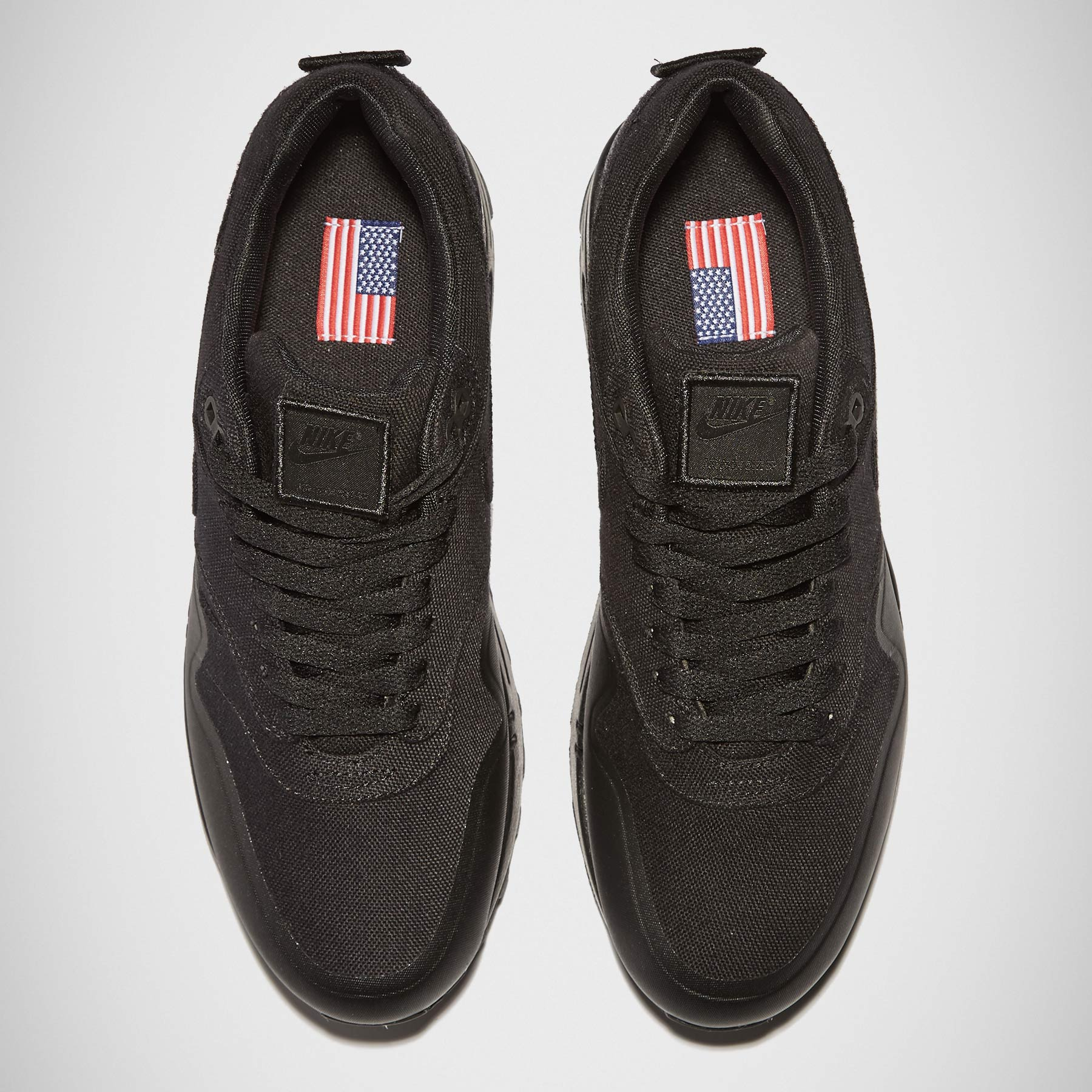 release date 13c98 67bec Nike Air Max 1 V SP 'Patch' Black | END.