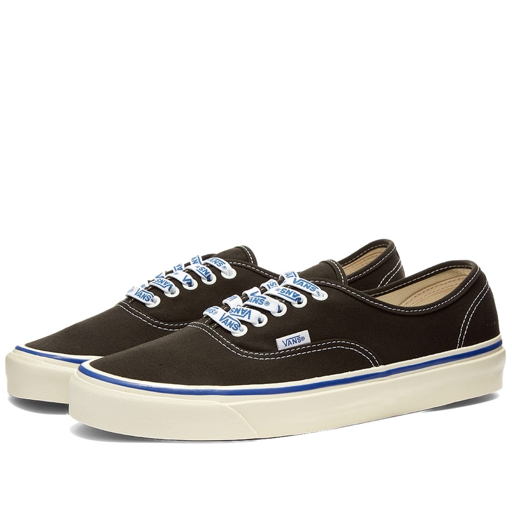 Vans Authentic 44 DX Lace Black \u0026 Vans