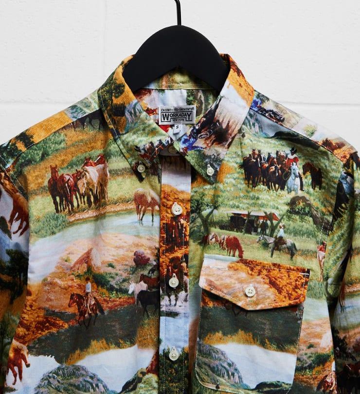 Engineered Garments Workaday
