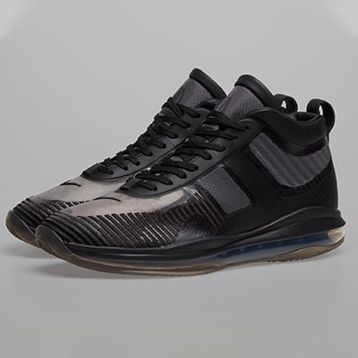 the latest c2233 99a3f NIKE X JOHN ELLIOT LEBRON ICON