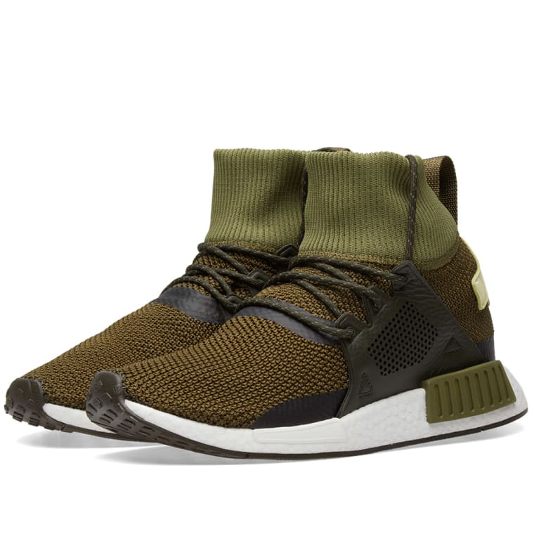 amp; olive Nmd Adidas Night xr1 Umber End Winter qq1tAX