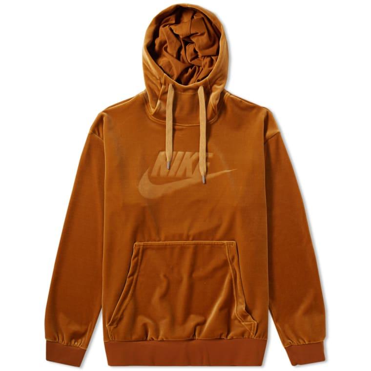 End Plush Velour Gold Pullover Nike Hoody elemental xZ17q7ap
