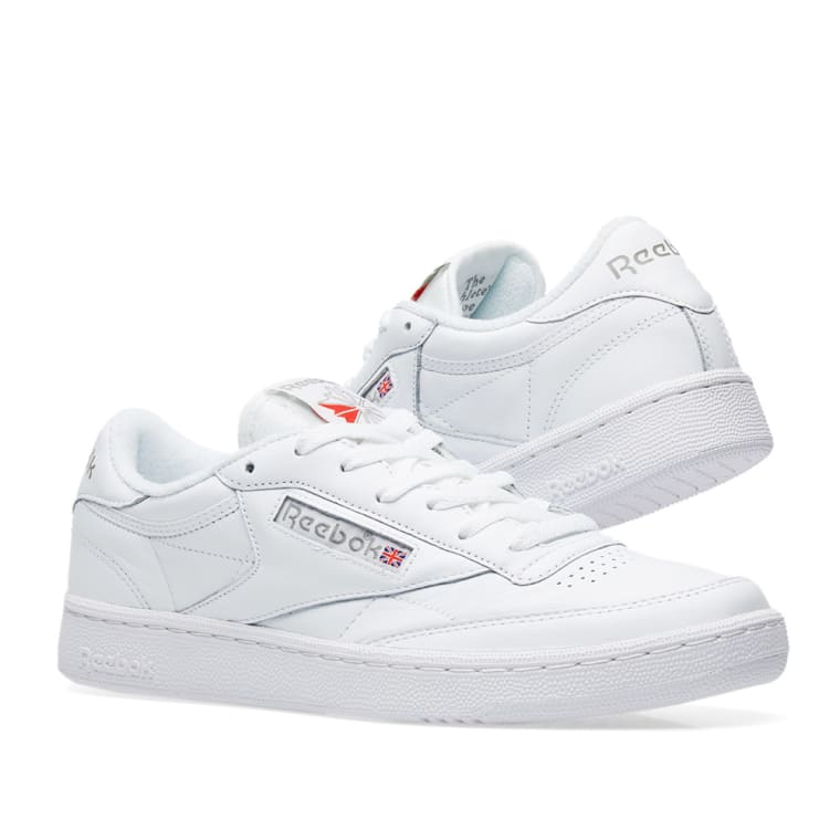 End Archive amp; C Reebok Club 85 Carbon Red Pack white AwWqUt1zx